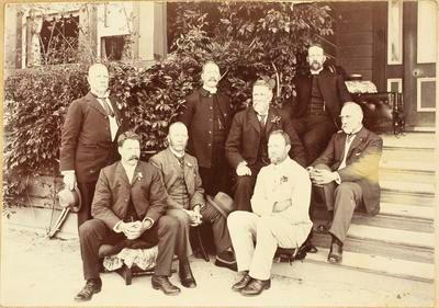 Sons of Edward Marsh Williams