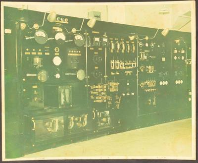 Automatic Telephone DC Power Panel