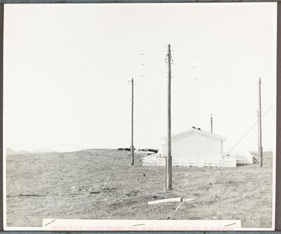 Mahanga VHF Station Building