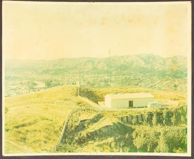 Kaiti Hill VHF Station