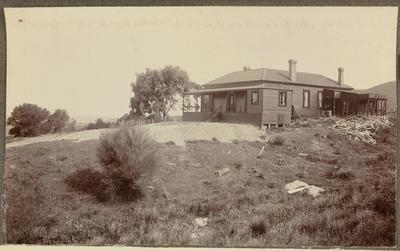 New Homestead at Wairakaia