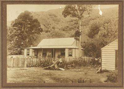 Cottage at Waiau Station