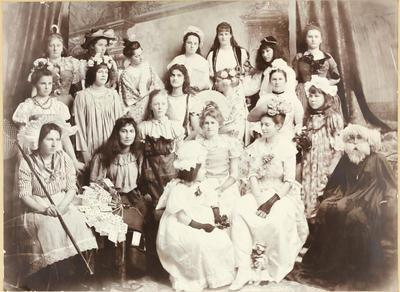 School production: Craven School for Girls, Palmerston North