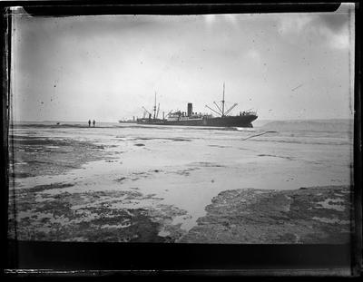 Sinking of Star of Canada, 1912.