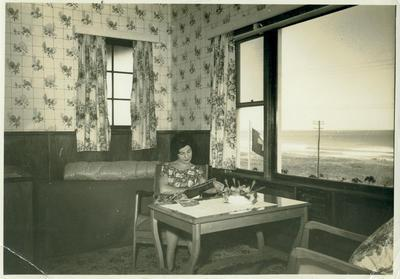 Chalet Rendezvous interior