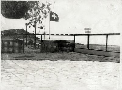 Chalet Rendezvous patio; 42566