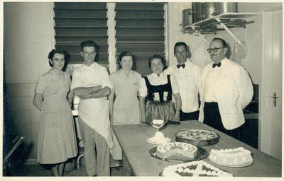 Chalet Rendezvous kitchen
