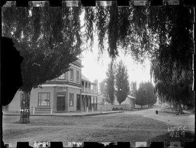 Gisborne Hotel 1896.