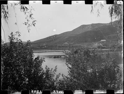 Turanganui River 1896.
