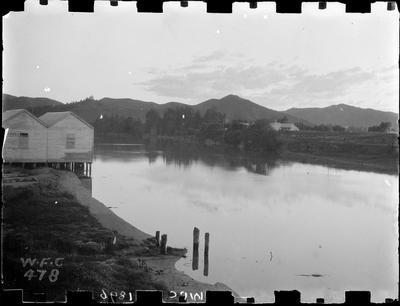 Waimata River 1896.