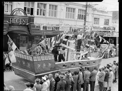 Civic Procession: Gisborne harbour board