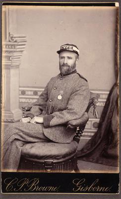John Townley, Superintendent; Circa 1895; 42746