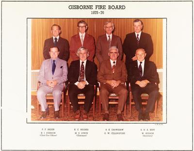 Gisborne Fire Board