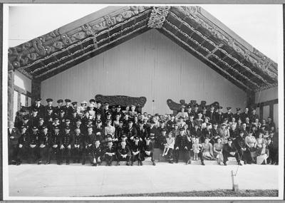 Brigades at Te Poho o Rāwiri