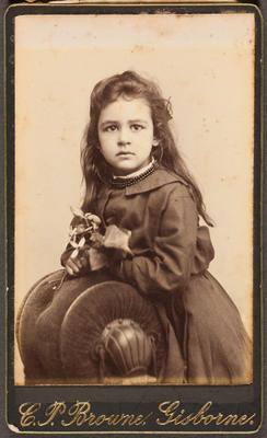 Annie Isabel Shaw; 42391