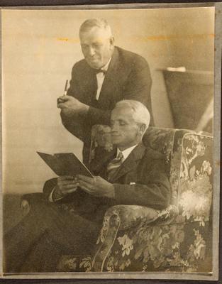 William Graham and Charles Hart