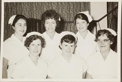 Nurses at Cook Hospital; 42434