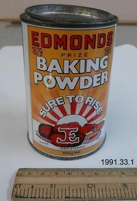 Edmonds Prize Baking Powder