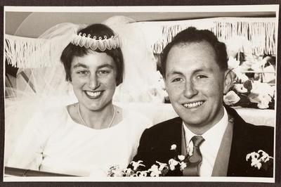 Janet Tomsett and Donald Fraser Shaw wedding