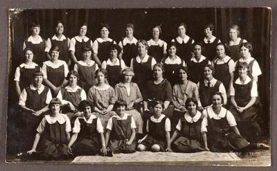 Gisborne High School Girls Hostel 1926