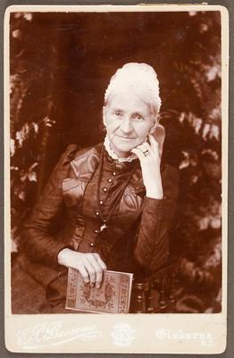 Annie Matilda Shaw; 42179