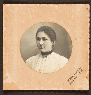 Agatha Muriel Shaw