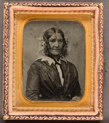 Lydia Holmes Shaw (nee Clibborn)