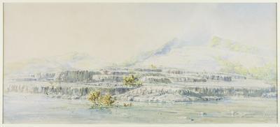 White Terraces, Rotomahana