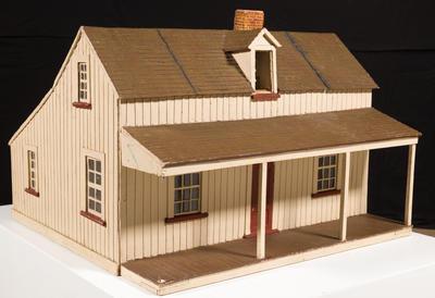 Wyllie Cottage Model