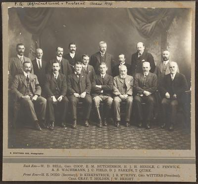 Agricultural and Pastoral Association Committee