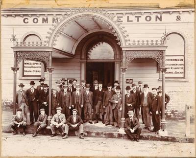 Common Shelton & Co. staff