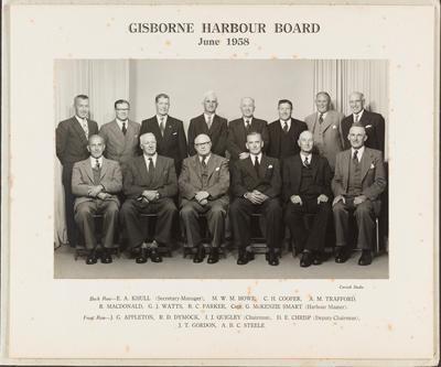 Gisborne Harbour Board