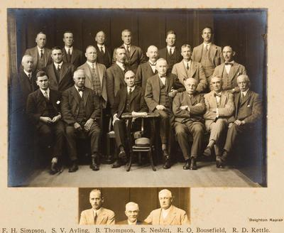 Williams and Kettle Ltd. Managing Directors and Executive Staff