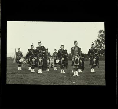 Home Guard: Pipe Band
