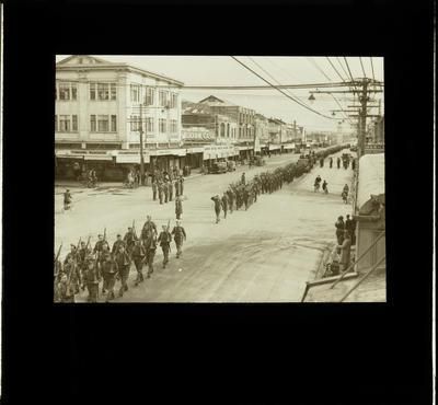 Home Guard: March Gladstone Road