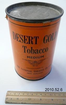 Desert Gold Tobacco