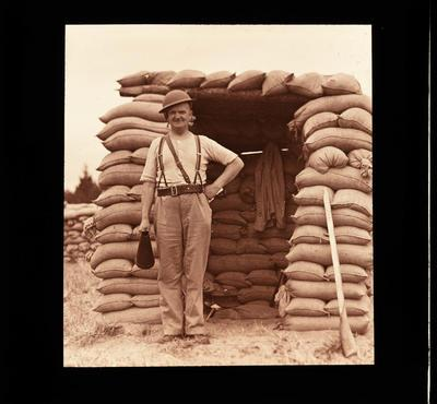 Home Guard: Mess tent
