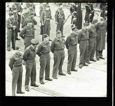 Home Guard: On parade