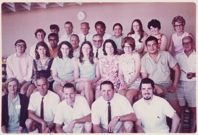 Inland Revenue Gisborne staff photo