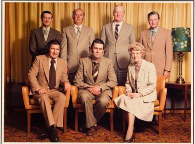 Gisborne Milk Industries Ltd. Board of Directors