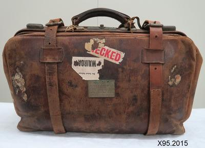 Carrying bag, Suitcase
