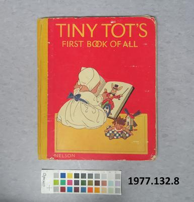 Tiny Tots First Book of All