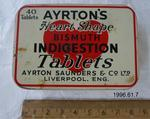 Ayrton's Indigestion Tablets